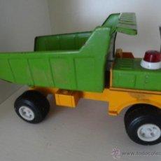 Juguetes antiguos Rico: CAMION RICO CAR MOBIL. Lote 51072915