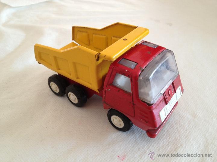 Sanson Años Vendido Mini Rico Camión Subasta 42169465 70 En Metálico drWCxBeQo