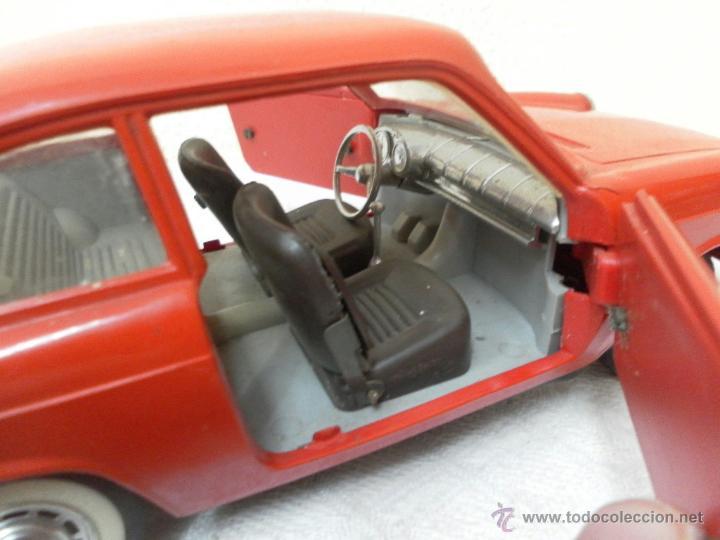 Juguetes antiguos Rico: Seat 850 Coupé de Rico, de fricción. - Foto 5 - 51699429
