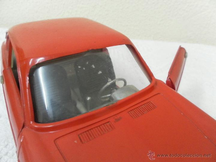 Juguetes antiguos Rico: Seat 850 Coupé de Rico, de fricción. - Foto 6 - 51699429