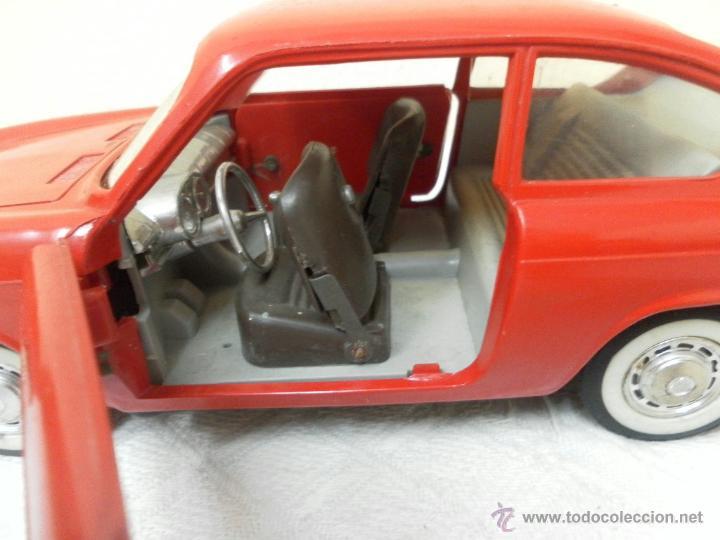 Juguetes antiguos Rico: Seat 850 Coupé de Rico, de fricción. - Foto 7 - 51699429