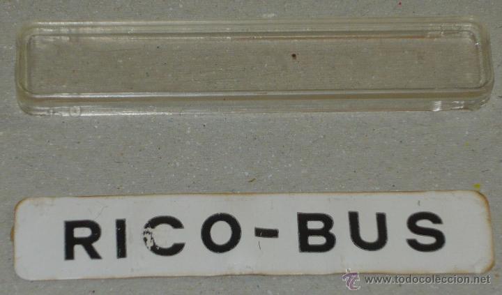 AUTOBUS RICO - RICO BUS (Juguetes - Marcas Clásicas - Rico)