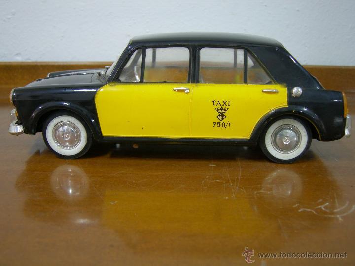 Impecable taxi de barcelona, austin morris 1100 - Vendido en Venta ...