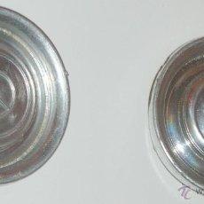 Juguetes antiguos Rico: TAPACUBOS MERCEDES 250 RICO. Lote 45056345