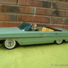 Juguetes antiguos Rico: ANTIGUO FORD GALAXIE GALAXY DE RICO.AUTENTICA PIEZA ORIGINAL. Lote 45464871