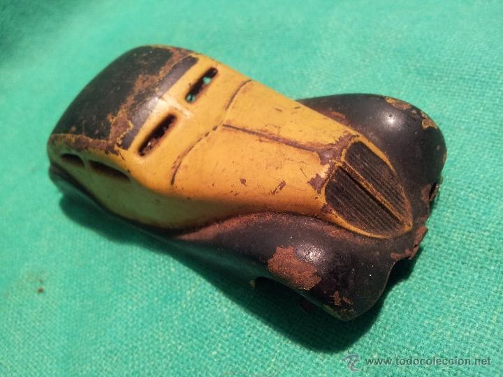 Juguetes antiguos Rico: AUTENTICO TAXI RICO AÑOS 40 - Foto 10 - 45896257