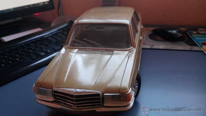 Juguetes antiguos Rico: coche mercedes diplomatic de rico - Foto 2 - 46057687