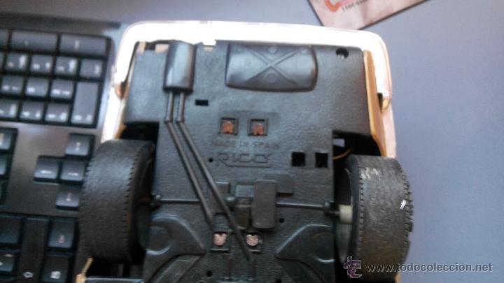 Juguetes antiguos Rico: coche mercedes diplomatic de rico - Foto 4 - 46057687