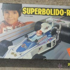 Juguetes antiguos Rico: SUPERBOLIDO DE RICO. Lote 46232661