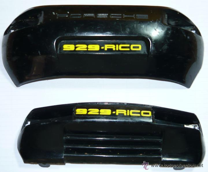 Juguetes antiguos Rico: DESGUACE PORSCHE RICO - Foto 11 - 47210558
