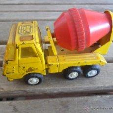 Brinquedos antigos Rico: CAMION A ESCALA DE RICO HORMIGONERA MIDE 12.5 CM. Lote 49089312