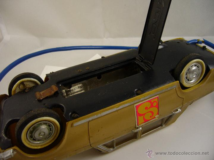 Juguetes antiguos Rico: SEAT 1400 C DE RICO '''RARO''' - Foto 13 - 49600283