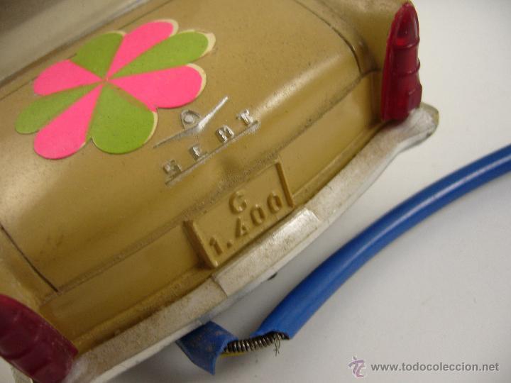 Juguetes antiguos Rico: SEAT 1400 C DE RICO '''RARO''' - Foto 16 - 49600283