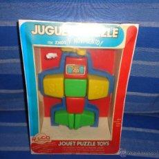 Juguetes antiguos Rico: RICO - JUGUETE PUZZLE CON SONIDO Y MOVIMIENTO DE RICO, 111-1. Lote 49760896