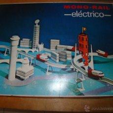 Juguetes antiguos Rico: ANTIGUO JUEGO MONORAIL ELÉCTRICO - RICO - REF. 89. Lote 51211916