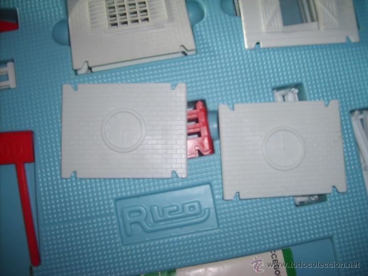 Juguetes antiguos Rico: RICO MAQUETA 2000 AÑOS 60 - Foto 3 - 51599515