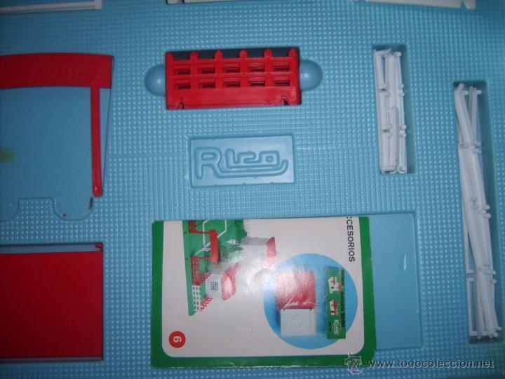 Juguetes antiguos Rico: RICO MAQUETA 2000 AÑOS 60 - Foto 6 - 51599515