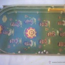 Juguetes antiguos Rico: BILLAR FUTBOLISTICO DE RICO-BILLAR.FUTBOLIN DE MANO-NUM 356. Lote 53693128