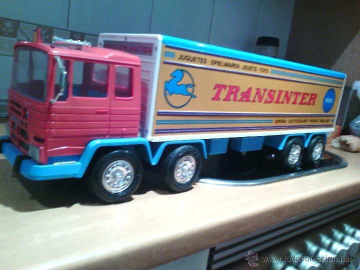 Camion En Transinter Video Vendido Ver Rico Directa Pegaso Venta dWrCeEQoBx