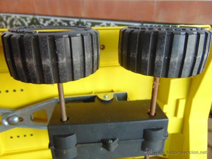 Juguetes antiguos Rico: GRAN CAMION GRUA JUMBO DE JUGUETES RICO MUY CUIDADA - Foto 43 - 55050974