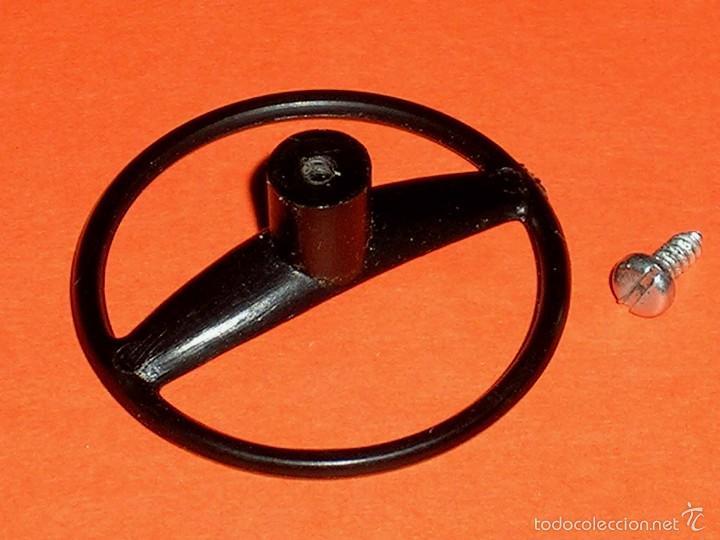 Juguetes antiguos Rico: Seat 124 1430 volante, Juguetes Rico, original años 60-70. - Foto 2 - 55790109