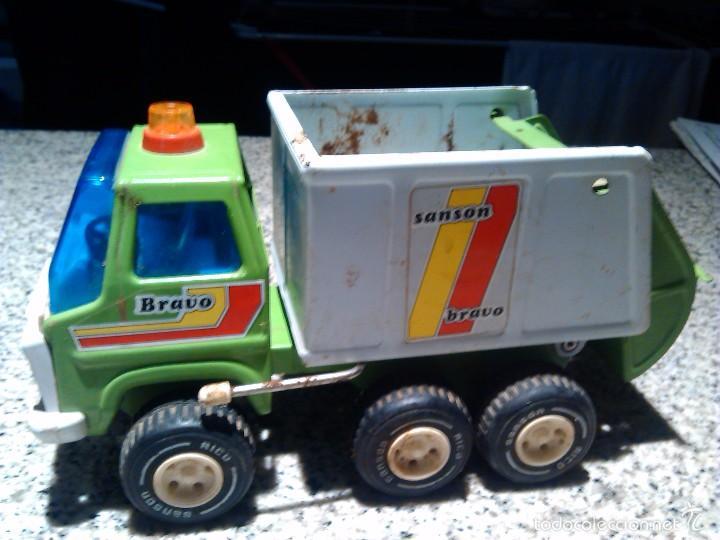 Juguetes antiguos Rico: Camion Sanson Bravo - Rico - Foto 2 - 56046583
