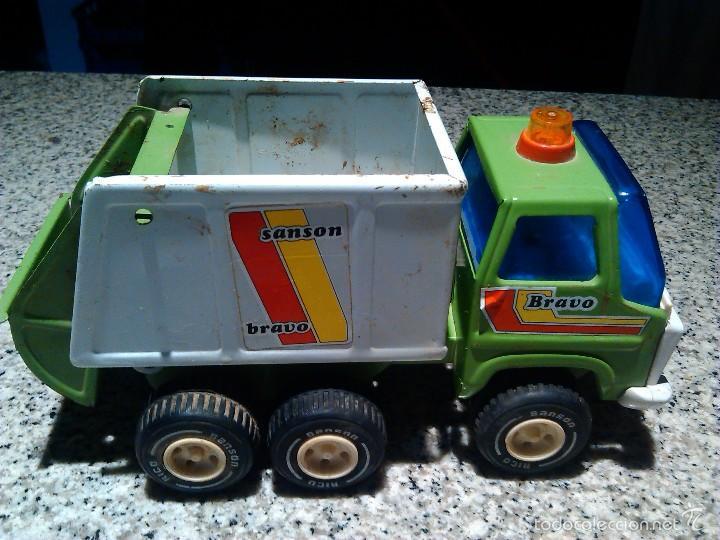 Juguetes antiguos Rico: Camion Sanson Bravo - Rico - Foto 3 - 56046583
