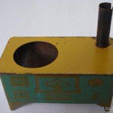 Juguetes antiguos Rico: COCINA DE RICO 1930 ORIGINAL DE CHAPA. Lote 56529454