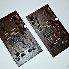 Giocattoli antichi Rico: RICO PLACA ELECTRONICA CHEVROLET CORVETTE MONOCANAL. Lote 56949976