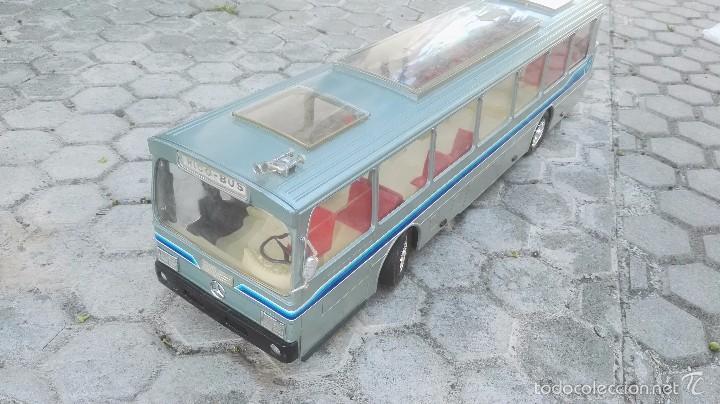 Juguetes antiguos Rico: autobus rico - Foto 2 - 56983516