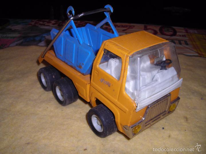 Juguetes antiguos Rico: camion volquete y otro. como se ve - Foto 4 - 57137442