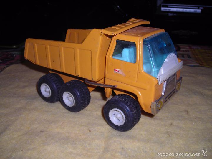 Juguetes antiguos Rico: camion volquete y otro. como se ve - Foto 6 - 57137442