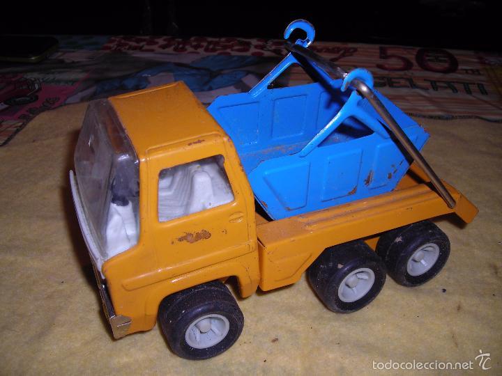 Juguetes antiguos Rico: camion volquete y otro. como se ve - Foto 7 - 57137442