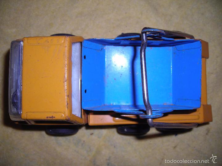 Juguetes antiguos Rico: camion volquete y otro. como se ve - Foto 8 - 57137442