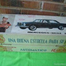 Juguetes antiguos Rico: MERCEDES 250 DE RICO. Lote 57498133