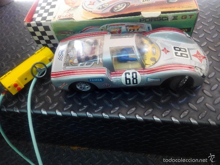 Juguetes antiguos Rico: PORSCHE GT Electrico Conducido RICO - Foto 2 - 58080864