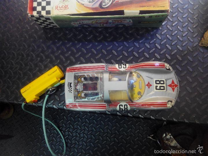 Juguetes antiguos Rico: PORSCHE GT Electrico Conducido RICO - Foto 4 - 58080864