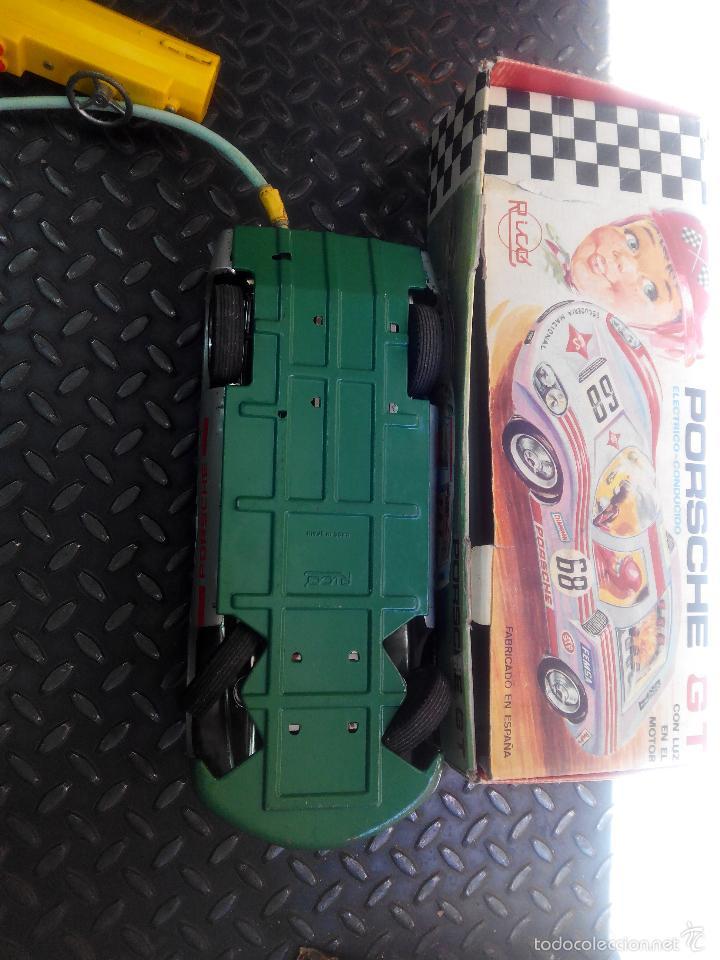 Juguetes antiguos Rico: PORSCHE GT Electrico Conducido RICO - Foto 6 - 58080864