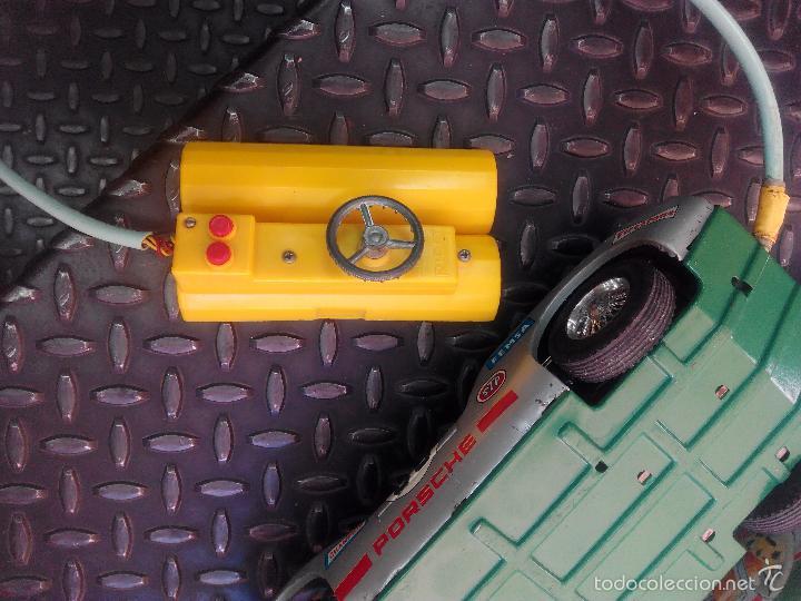 Juguetes antiguos Rico: PORSCHE GT Electrico Conducido RICO - Foto 8 - 58080864