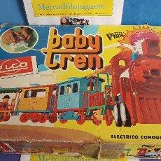 Juguetes antiguos Rico: BABY TREN RICO BABY TREN DE RICO . Lote 61029783