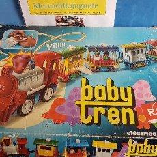 Juguetes antiguos Rico: BABY TREN DE RICO. Lote 61029871
