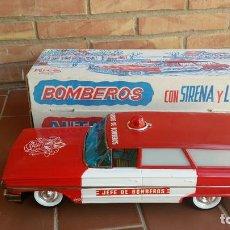 Juguetes antiguos Rico: BOMBEROS FORD GALAXY RICO CON CAJA DE ORIGEN / FUNCIONANDO **ULTIMO Y MEJOR DESCUENTO - AHORA SÍ****. Lote 61415487