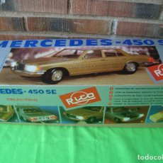 Jouets anciens Rico: MERCEDES BENZ 450 DIPLOMATICO DE RICO.IMPECABLE. Lote 44122219