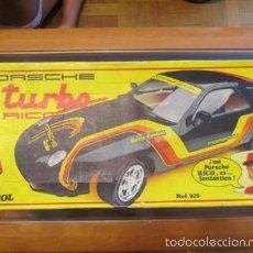 Juguetes antiguos Rico: M69 RICO PORSCHE 928 TURBO EN CAJA REF 929 DIFICIL MUY BUSCADO. Lote 62422552