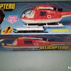 Juguetes antiguos Rico - HELICOPTERO DE RICO A ESTRENAR - 66924994
