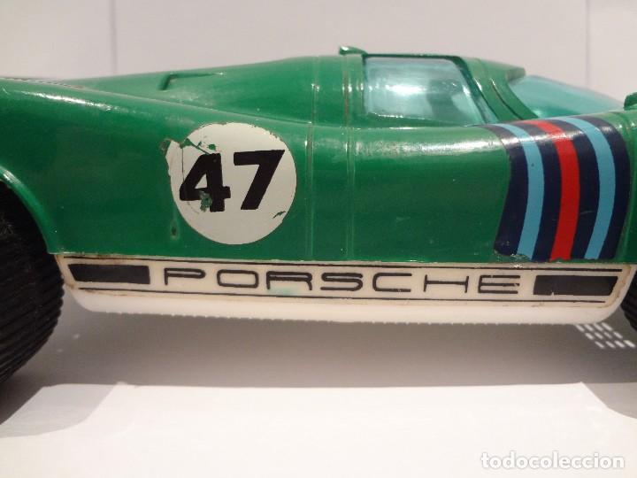 Juguetes antiguos Rico: COCHE CARRERAS - PORSCHE 917 - RICO - AÑOS 70 - VERDE - Foto 2 - 76149371