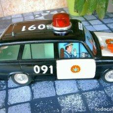 Juguetes antiguos Rico: SEAT 1430 POLICIA DE RICO A PILAS SIN CAJA. Lote 77483421