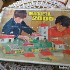 Juguetes antiguos Rico - Maqueta 2000 RICO - años 60 - 77547269