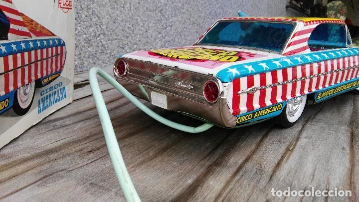 Juguetes antiguos Rico: Ford galaxie circo americano de rico - Foto 3 - 86307444
