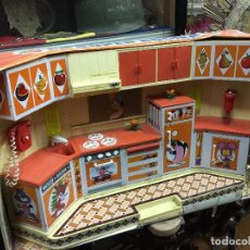 Juguetes antiguos Rico: SUPER COCINA JUGUETES RICO - EN CAJA NUEVA A ESTRENAR. Lote 94149040